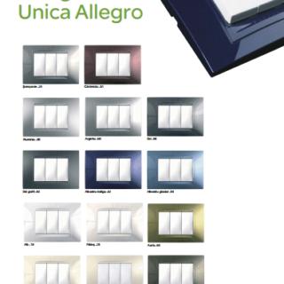 Seria Schneider Unica Allegro-Basic-Plus