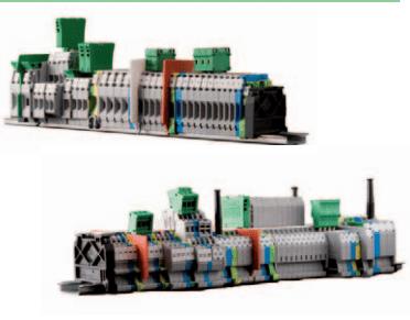 Produse și sisteme pentru conectarea circuitelor electrice